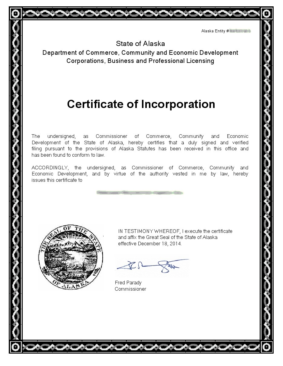 how to prepare articles of incorporation