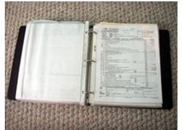 I like to store all important documents in my corporate kit. For example company tax returns.